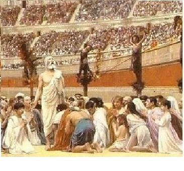 Jesucristo advierte que sus seguidores vana sufrir persecución que será recompensado en el Reino de los Cielos